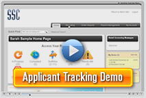 VeroHire Applicant Tracking Demo